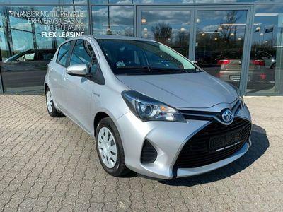 brugt Toyota Yaris Hybrid 1,5 Hybrid CVT