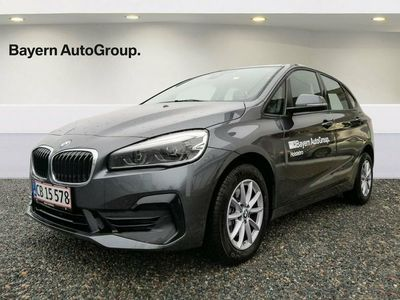 used BMW 218 Active Tourer d 2,0 Advantage aut.