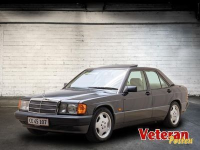 used Mercedes 190 2,6