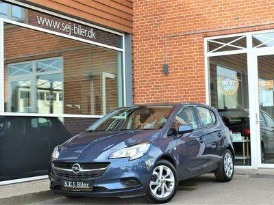 brugt Opel Corsa 1,4 Sport Start/Stop 90HK 5d A+