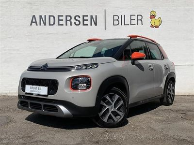 brugt Citroën C3 Aircross 1,2 PureTech Shine start/stop 110HK 5d