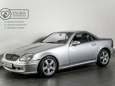 usata Mercedes SLK320 3,2 aut.