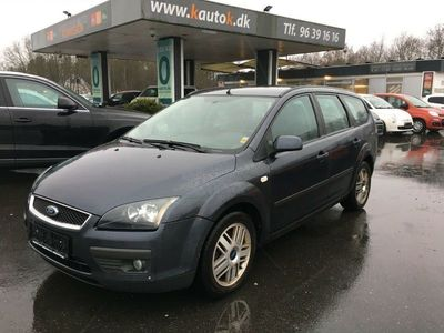 brugt Ford Focus 1,8 TDCi Trend stc.