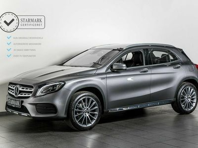 used Mercedes GLA220 d 2,2 Edition aut.