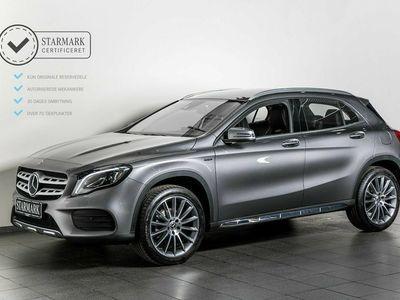 begagnad Mercedes GLA220 d 2,2 Edition aut.