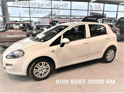 brugt Fiat Punto 0,9 TwinAir Turbo Lounge Edition 100HK 5d