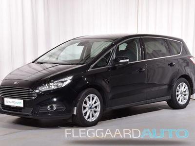 brugt Ford S-MAX 2,0 TDCi Titanium Fleet 180HK