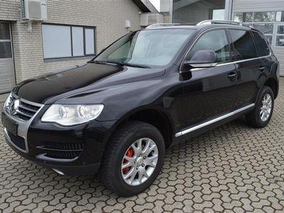 usado VW Touareg 3,0 TDI V6 Tiptr. 225HK 5d 6g Aut. - Personbil - Sort