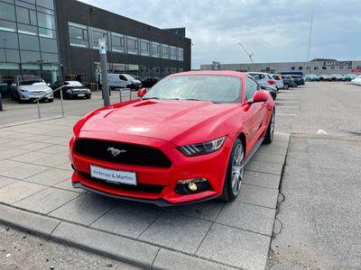 brugt Ford Mustang 2,3 EcoBoost 317HK 2d 6g