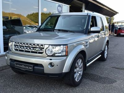 brugt Land Rover Discovery 4 3,0 SDV6 HSE aut.
