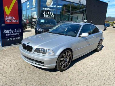 brugt BMW 318 Ci Coupé aut.