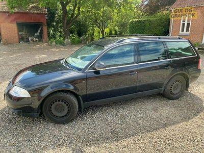 brugt VW Passat 2004, ingen rust. Drivlinie fejl