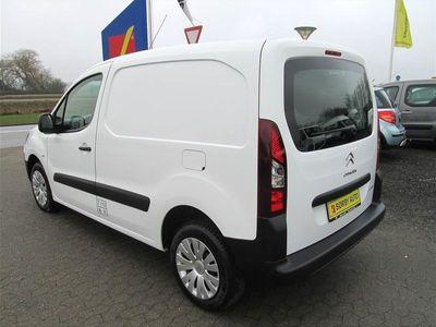 brugt Citroën Berlingo 1,6 HDI 75HK Van