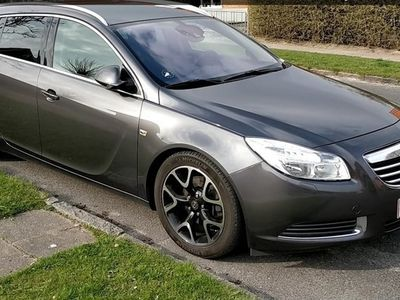 used Opel Insignia Sports Tourer 2,0 Turbo Cosmo 220HK Stc 6g
