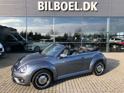 brugt VW Beetle The1,4 TSi 150 Life Cabriolet DSG