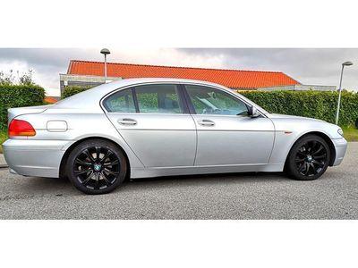 usado BMW 745 4,4 E65