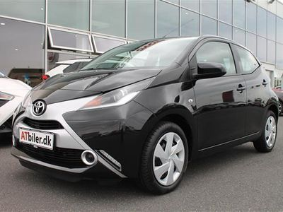 käytetty Toyota Aygo 1,0 VVT-I X-Press 69HK 5d