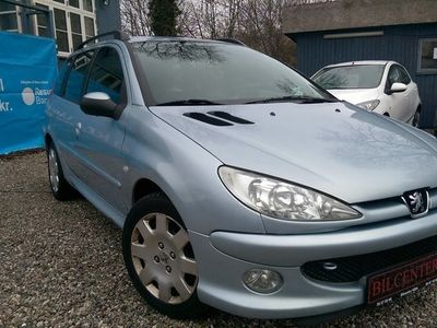 gebraucht Peugeot 206 1,6 S16 stc.