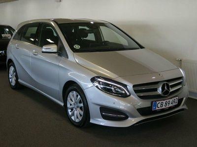 used Mercedes B180 d 1,5 CDI 7G-DCT 109HK Aut.