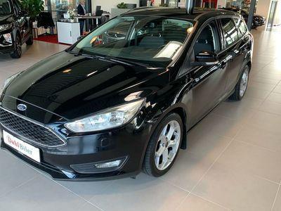 brugt Ford Focus 1,0 EcoBoost Trend 100HK Stc