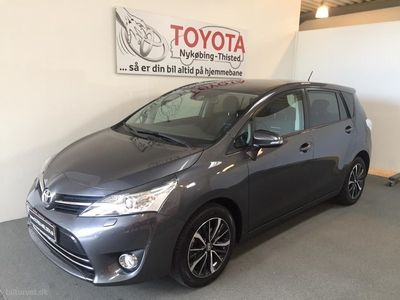 used Toyota Verso 7 pers. 1,8 VVT-I T2 Premium 147HK 6g