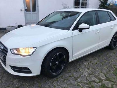 brugt Audi A3 Sportback 1,6
