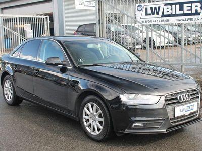 brugt Audi A4 1,8 TFSi 170