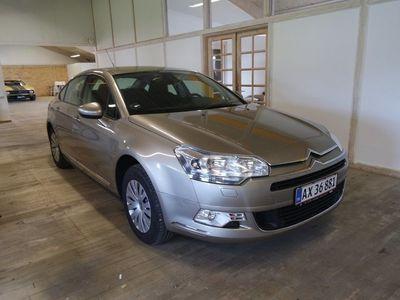 brugt Citroën C5 2,0 HDi 138 Comfort aut. 4d