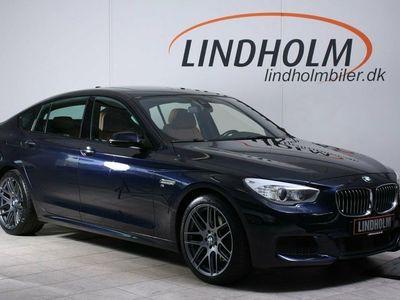 brugt BMW 535 Gran Turismo d 3,0 xDrive aut. Van