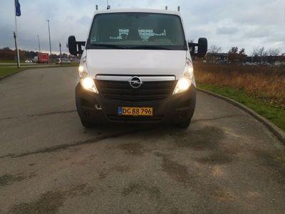 brugt Opel Movano 2,3 CDTi 146 Van L2H2 aut. FWD