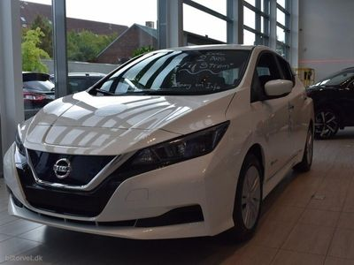 gebraucht Nissan Leaf el EL Visia 40 kWh 150HK 5d Aut.