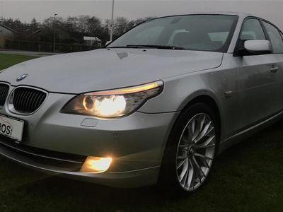 brugt BMW 525 Xi 3,0 4x4 218HK 6g Aut.