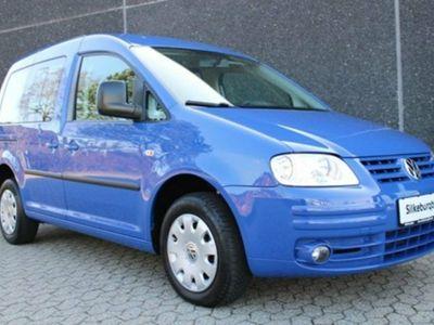 brugt VW Caddy 1,9 TDi DSG