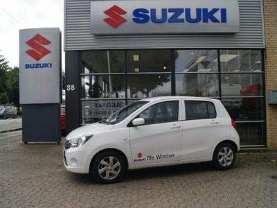 brugt Suzuki Celerio 1,0 Dualjet Exclusive
