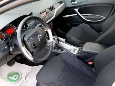 brugt Citroën C5 2,0 HDI Seduction 163HK 6g Aut.