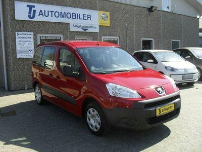 usado Peugeot Partner 1,6 HDi 75 L1 Van