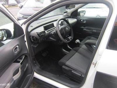 brugt Citroën C4 Cactus 1,2 PureTech Shine Edition ETG start/stop 82HK 5d Aut.