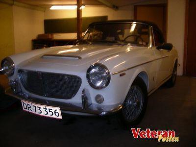 brugt Fiat 1200 Pinninfarina