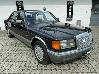 brugt Mercedes 500 SEL V8 type 126