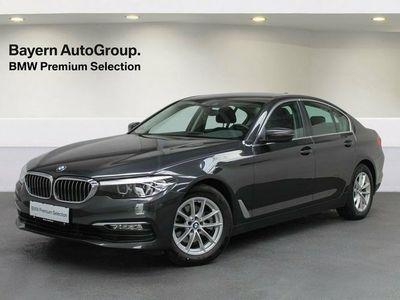 käytetty BMW 520 d 2,0 aut.