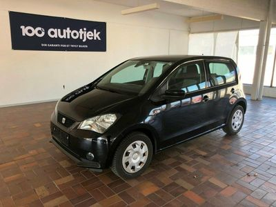 brugt Seat Mii 1,0 75 Style aut.