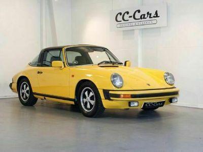 brugt Porsche 911 Targa 2,7 S