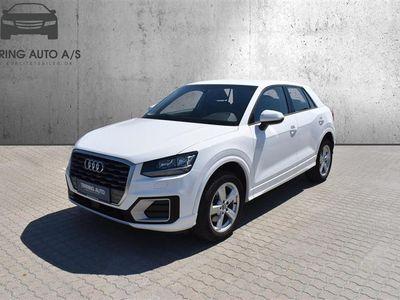 brugt Audi Q2 1,4 TFSI Sport 150HK 5d 6g - Personbil - Hvid