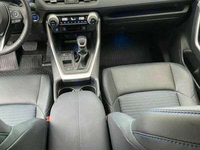 brugt Toyota RAV4 2.5 Hybrid (218 hk) 4X2 aut. gear