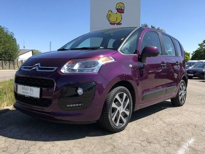 brugt Citroën C3 Picasso 1,6 Blue HDi Feel 100HK