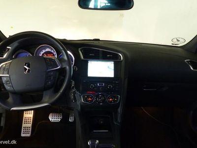 brugt Citroën DS4 1,6 e-HDi Style E6G 115HK 5d 6g Aut.
