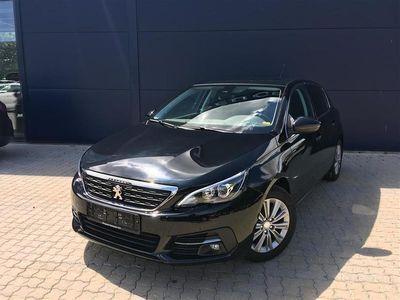 brugt Peugeot 308 1,6 BlueHDi Allure+ 120HK 5d