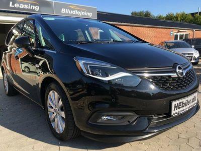 brugt Opel Zafira Tourer 1,4 T 140 Innovation