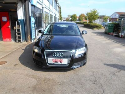 brugt Audi A3 Sportback 1,4 T FSI Attraction 125HK Stc 6g