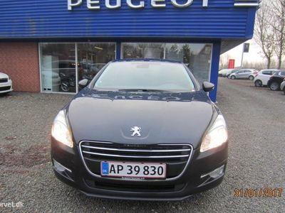 brugt Peugeot 508 2,0 HDI Active 163HK 6g